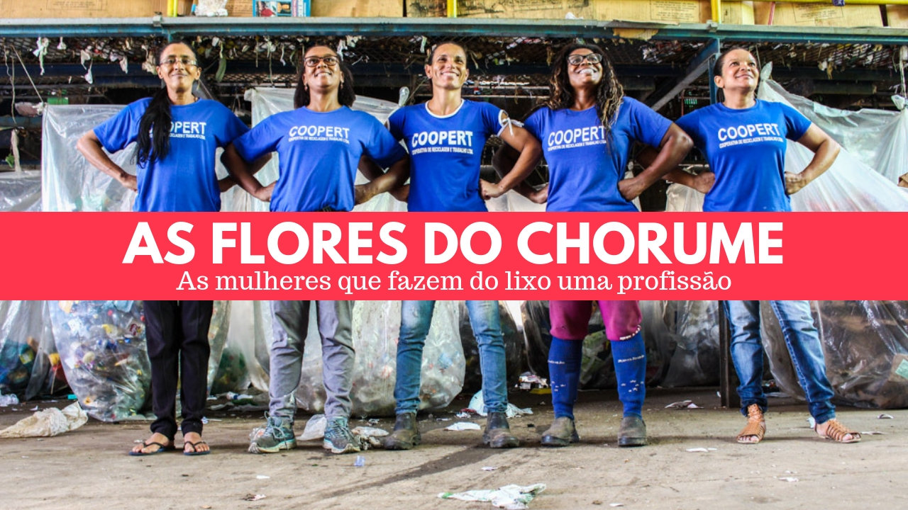 as flores do chorume